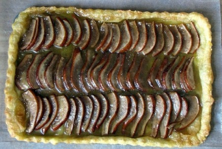 Easy Pear Tart