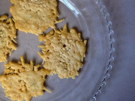 Parmesan Crisps-Frico