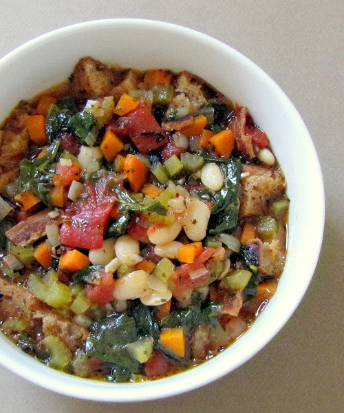 Tuscan Ribollita Soup | The Dabble